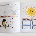 Работна тетрадка за деца от 5 до 7 години 'Фина моторика', КРОКОТАК