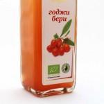 Оцет от Годжи бери БИО /мътен, 100% натурален/ 'Лидия', 250ml