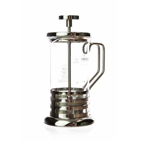 Френска преса за кафе /стъкло/ HARIO за 2-3 чаши готова напитка, DABOV Specialty Coffee