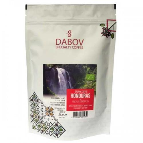 Хондурас Валентина /червен етикет/ 100% кафе Арабика 'DABOV Specialty Coffee' с вкус на портокал, мед и подправки