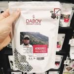 Хондурас, ферма Вентура - прясно изпечено кафе 'DABOV Specialty Coffee' с вкус на тъмен шоколад, пъпеш и костилкови плодове /RED LABEL/, 200g