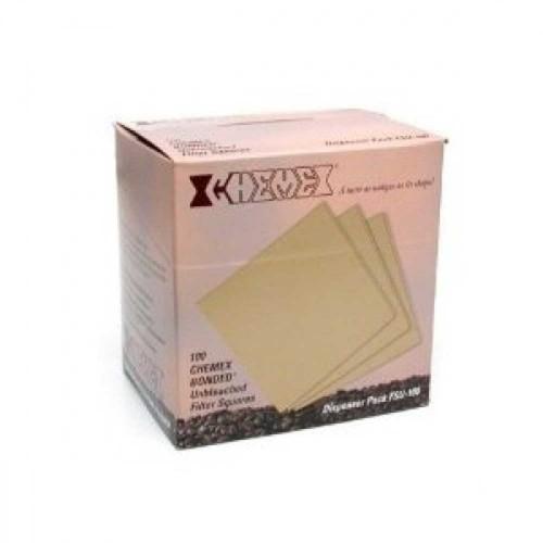 Филтри за Хемекс /Chemex за 6 чаши кафе/, 100 броя