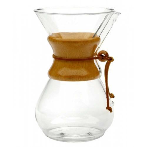 Хемекс /Chemex/ кана-кафеварка за 6 чаши кафе