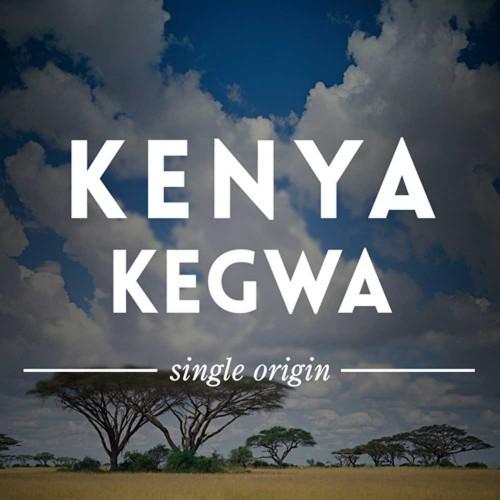 Прясно изпечена 100% арабика 'Кения Кегуа' с вкус на касис и синя слива 200,8g, DABOV Specialty Coffee