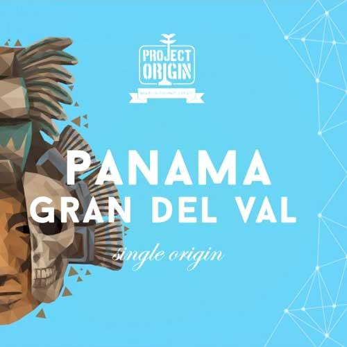 Прясно изпечено кафе /арабика, сорт Типика/ от Панама - Гран дел Вал по проект 'Project Origin' на DABOV Specialty Coffee, 200g