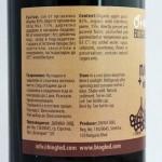 Сок от ябълки и горски плодове БИО /без добавена захар/ 'BIOGLED', 750ml