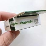 Конец за почистване на зъби /биоразградим, веган/ в картонена кутийка 'Nordics', 50м