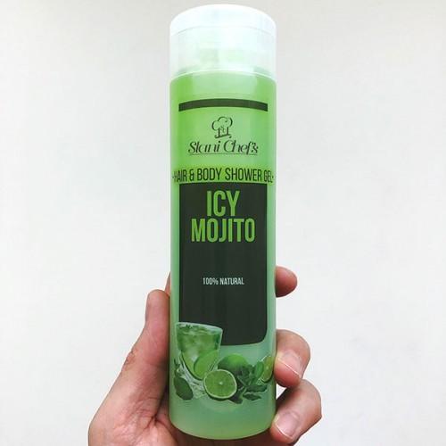Душ-гел за тяло и коса 'Мохито' Stani Chef's, 250 мл