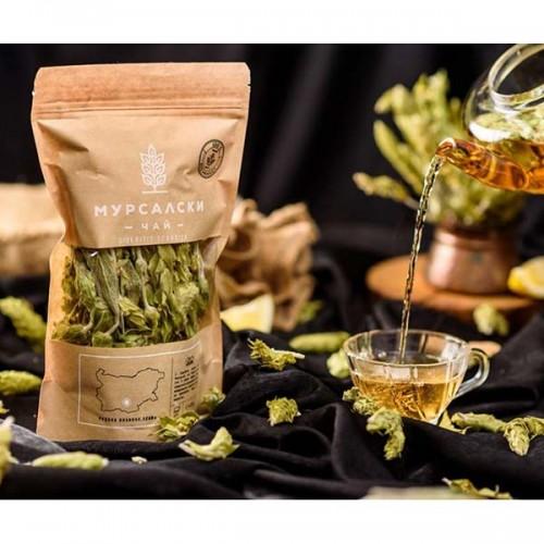 Мурсалски чай /Sideritis scardica, цели стръкове/ от Родопа планина на 1250 m н.в.