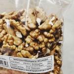 Орехи /сурови, добре изсъхнала ядка, първо качество/ от района на гр. Казанлък, 240 г