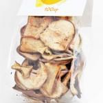 Круши /сушени на дърва/ без добавена захар и серен диоксид 'SERENA', 100 г
