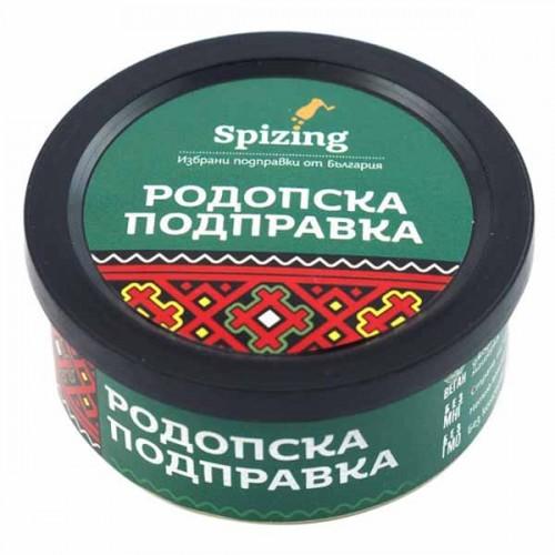 Родопска подправка от колекцията 'Вкусът на България', Spizing