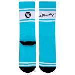 Чорапи Stinky Socks 'PRIME blue' - средно високи с антибактериално покритие, вдъхновени от спорта