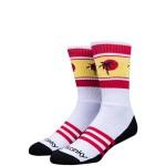 Чорапи Stinky Socks 'VENICE' с антибактериално покритие, вдъхновени от лятото