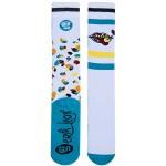 Чорапи Stinky Socks 'ERIK & DIRKS' collab /два различни/ с антибактериално покритие, вдъхновени от дълбокия сняг
