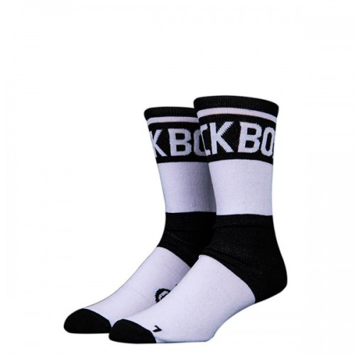 Чорапи Stinky Socks 'F*CK BOSS' с антибактериално покритие, вдъхновени от природата