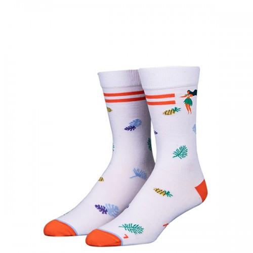 Чорапи Stinky Socks 'HULA' с антибактериално покритие, вдъхновени от природата