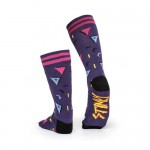 Чорапи Stinky Socks 'Purple' с антибактериално покритие