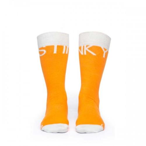 Чорапи Stinky Socks 'SUNNY' с антибактериално покритие, вдъхновени от слънцето
