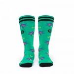 Чорапи Stinky Socks 'The FLY' с антибактериално покритие за ежедневно носене, вдъхновени от природата
