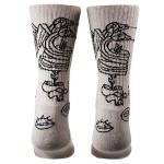 Чорапи Stinky Socks x CONTRABANDA с антибактериално покритие за ежедневието