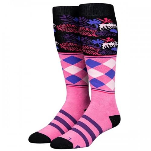Чорапи Stinky Socks 'TROPIC' /високи до коляното/ с антибактериално покритие