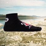 Чорапи Stinky Socks 'BLACK KITKA' с антибактериално покритие, вдъхновени от българския фолклор