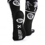 Чорапи Stinky Socks 'Strange Brew' с антибактериално покритие, вдъхновени от дълбокия сняг