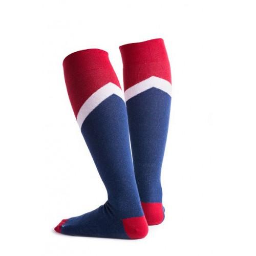 Чорапи Stinky Socks 'Family' /тънки, до коляното/ с антибактериално покритие, вдъхновени от отбора