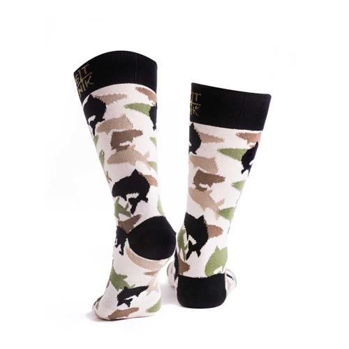Чорапи Stinky 'HUNTER' с антибактериално покритие, вдъхновени от риболова