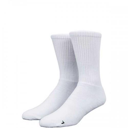 Чорапи Stinky Socks 'All White' с антибактериално покритие, вдъхновени от скейтбординга