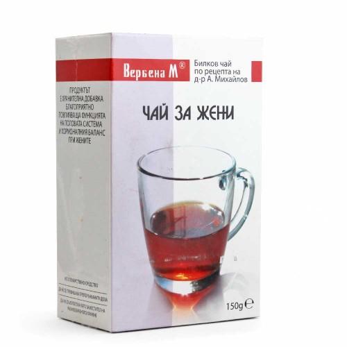 Чай за жени /при Хормонален дисбаланс/ по рецепта на д-р Михайлов, 150 г