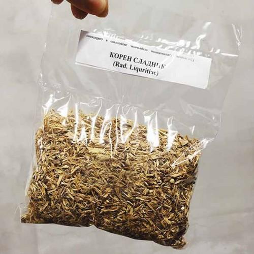 Сладък корен /сладник, ликърис, женско биле/ при Язва и ПМС, 100 гр.
