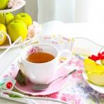 Чай с Джинджифил и Ябълка 'Verve', 20 торбички с конец