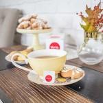 Чай с Джинджифил - кутия АСОРТИ с всички 5 вкуса 'Verve', 20 бр. торбички с конец