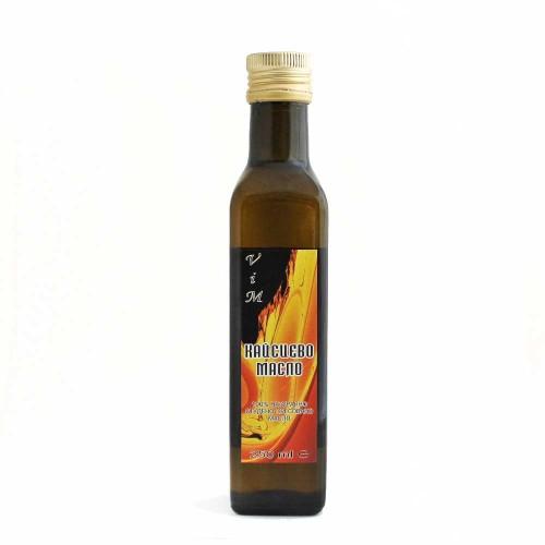 Кайсиево масло /студено пресовани ядки на кайсия/, богато на витамини А, Е и F, Цинк и Магнезий, 250ml