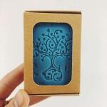 Занаятчийски сапун ЦИТРОНЕЛА, отлежал 28 дни от 100% био базови и етерични масла 'Wooden Spoon'