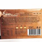Разтворима енергийна напитка с Мака, Бадемов протеин и Портокалови корички 'NOMAD nutri Caramel'