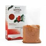 Шипки /фино смляни плодове шипка/ с 1% карамфил - източник на витамини, пектин и антиоксиданти 'Bionia', 150 г