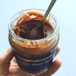 Течен черен шоколад с кокосово гхи и 2 вида растителен протеин БИО 'harmonica', 250 гр.