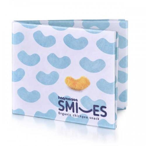 Еко портмоне 'SMILES' с оригами структура /водоустойчиво/ 'harmonica'