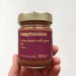 Какаов био крем с гхий, мляко и какови зърна 'harmonica', 200 г