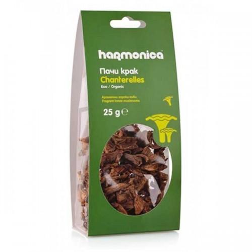 Пачи крак - сушени диворастящи /горски/ гъби 'harmonica' БИО от района на Средна гора