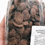 Хрупкава шоколадова зърнена закуска /без глутен, веган, био/ 'BioAgros', 250 г