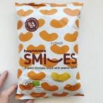 Безглутенови усмивки с фъстъчено масло SMILES /веган/ 'harmonica', 50 г