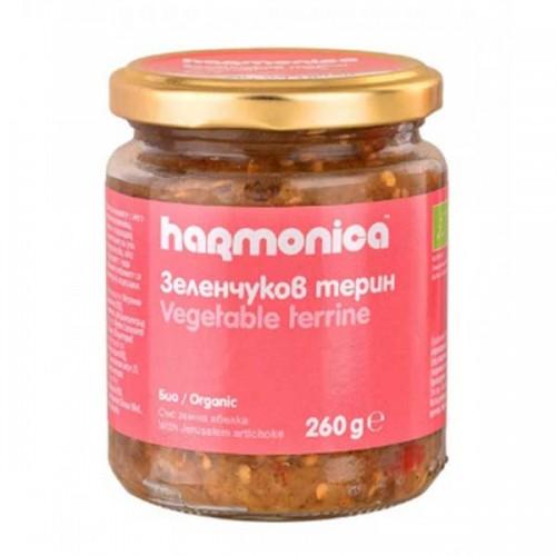 Зеленчуков терин със земна ябълка 'harmonica', 260 гр.
