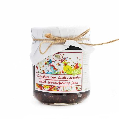 Сладко от ягоди БИО /цели горски плодове/ 'Поляна', 250g