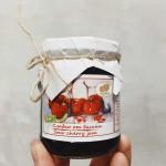 Сладко от вишни БИО /цели плодове/ 'Поляна', 240 гр.