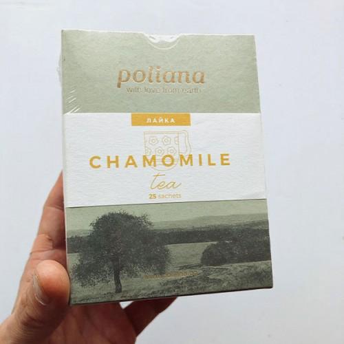 Чай от Лайка цветове БИО 'Поляна', 25 биоразградими пакетчета