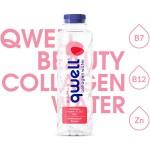 Вода с колаген /хидролизиран, Peptan®/ qwell BEAUTY с Биотин, Витамин В12 и Цинк, 475ml